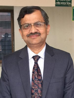 Professor Dr. P.K. Saha, Advanced Laparoscopic Centre & Hernia Clinic